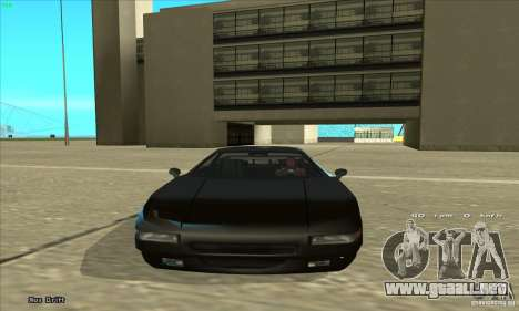 ENBSeries v4.0 HD para GTA San Andreas segunda pantalla