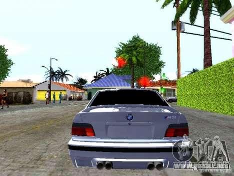BMW M3 E36 Light Tuning para GTA San Andreas left
