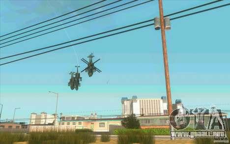 6 estrellas para GTA San Andreas segunda pantalla