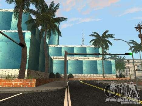 Obnovlënyj Hospital de Los Santos v. 2.0 para GTA San Andreas quinta pantalla