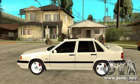Volvo 850 Turbo para GTA San Andreas left
