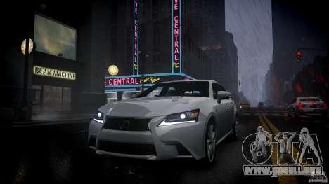 TRIColore ENBSeries Final para GTA 4 octavo de pantalla