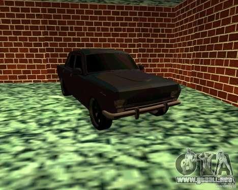 GAS 24 v3 para GTA San Andreas