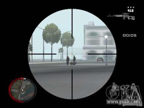 MASSKILL para GTA San Andreas sexta pantalla