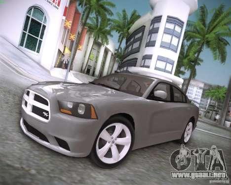 Dodge Charger 2011 v.2.0 para vista lateral GTA San Andreas
