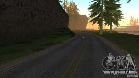 New HQ Roads para GTA San Andreas