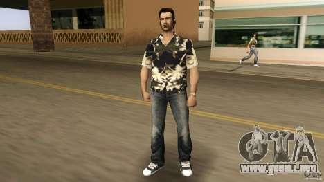 Desgaste de la banda de VeRcEttI para GTA Vice City