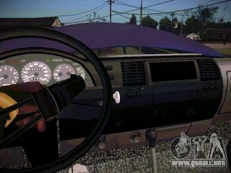 Gacela 33023 para vista lateral GTA San Andreas