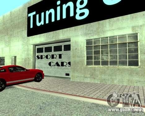 HD Motor Show para GTA San Andreas twelth pantalla