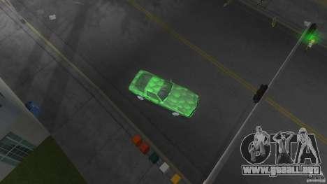 Reptilien banshee para GTA Vice City vista posterior