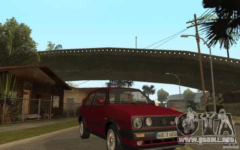 VW Golf Mk2 GTI para GTA San Andreas