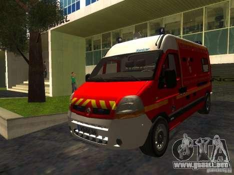 Hospitales de Oživlënie en Los Santos para GTA San Andreas quinta pantalla