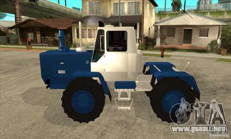 Corte de tractor para GTA San Andreas left