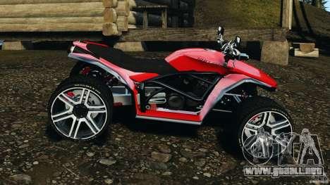 ATV PCJ Sport para GTA 4 left