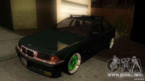 BMW E36 Daily para GTA San Andreas