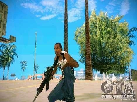 Armas Pack HD para GTA San Andreas séptima pantalla