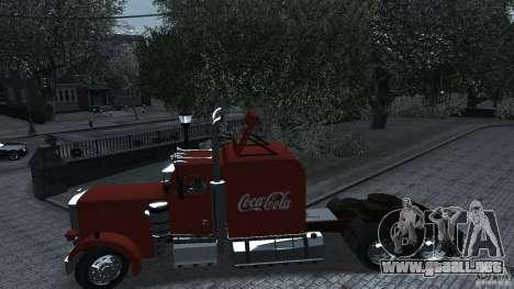 Coca-Cola para GTA 4 left