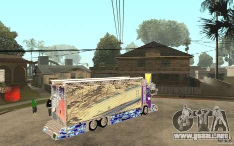 ART TRACK para la visión correcta GTA San Andreas