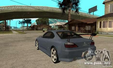 Nissan Silvia S15 Tun para GTA San Andreas