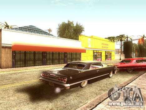 Nuevo Enb series 2011 para GTA San Andreas séptima pantalla