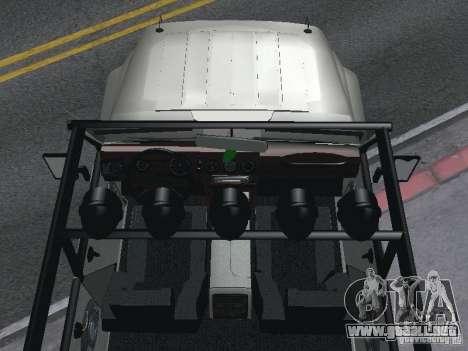 UAZ-3159 para la visión correcta GTA San Andreas