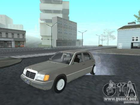 Mercedes-Benz 250D para GTA San Andreas left