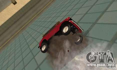 VAZ 2121 Niva para visión interna GTA San Andreas
