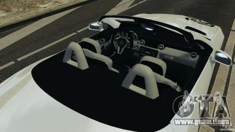 Mercedes-Benz SLK 2012 v1.0 [RIV] para GTA motor 4