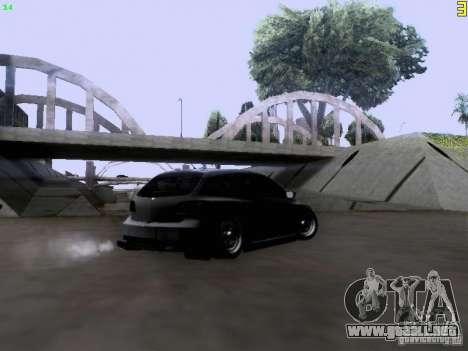 Mazda Speed 3 Stance para la visión correcta GTA San Andreas