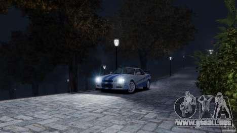 Low End PC ENB By batter para GTA 4 undécima de pantalla