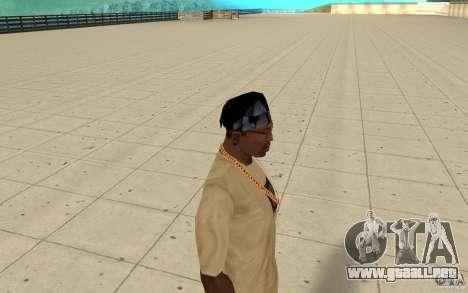 Vidrio de Bandana para GTA San Andreas segunda pantalla