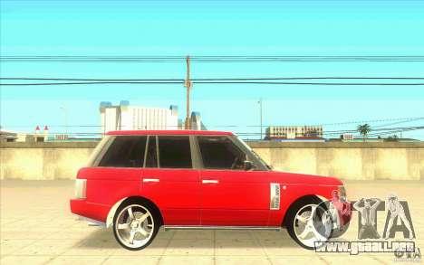 Arfy Wheel Pack 2 para GTA San Andreas novena de pantalla
