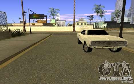 Dodge Charger R/T para la visión correcta GTA San Andreas