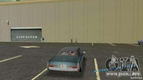 Esperanto HD para GTA Vice City vista lateral izquierdo