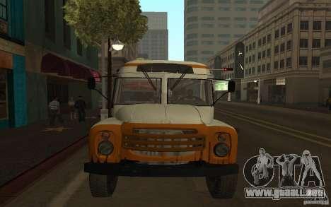 Kavz 3976 KAVZOZIL para la vista superior GTA San Andreas