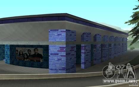 Un nuevo estadio en San Fierro para GTA San Andreas