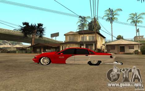 Chevrolet Impala 1995 para GTA San Andreas left