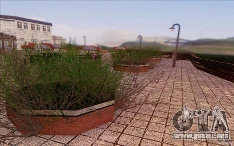 Behind Space Of Realities 2013 para GTA San Andreas tercera pantalla