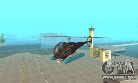 Dragonfly para visión interna GTA San Andreas