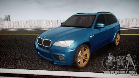 BMW X5 M-Power wheels V-spoke para GTA 4