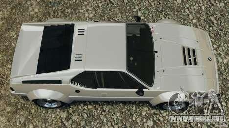 BMW M1 Procar para GTA 4 visión correcta