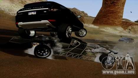 Tirón auto de Furious 6 para visión interna GTA San Andreas