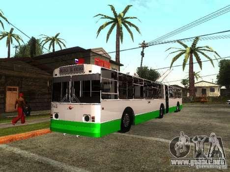 ZiU 683 para GTA San Andreas
