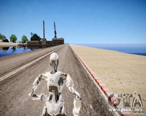 Crash Test Dummy para GTA 4 segundos de pantalla