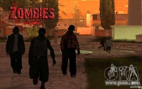 Criaturas místicas para GTA San Andreas twelth pantalla