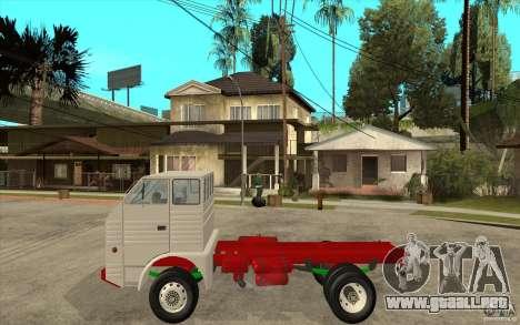 Dac 444 T para GTA San Andreas left