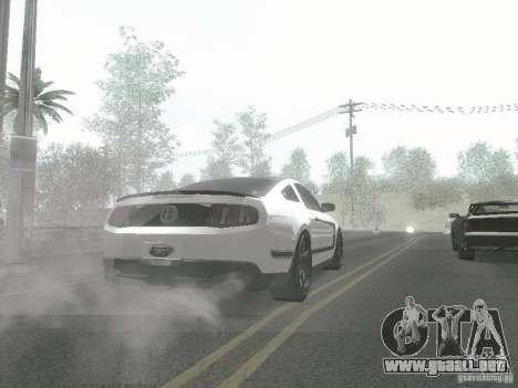 ENBSeries by Shake para GTA San Andreas séptima pantalla