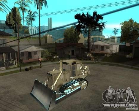 Komatsu D355A para GTA San Andreas left