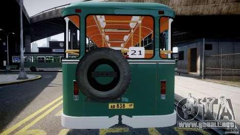 677 LIAZ v2.0 para GTA 4