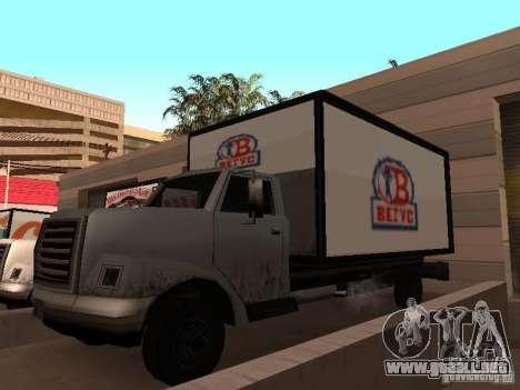 Yankee RUS para la visión correcta GTA San Andreas